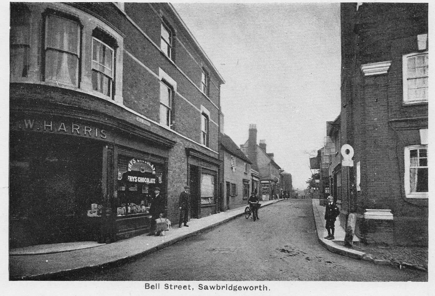 1922 or so Truswell ER SWB Bell Street