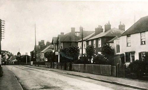 1910 or so London Road