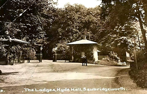 1911 or so Lodge at Hyde Hall