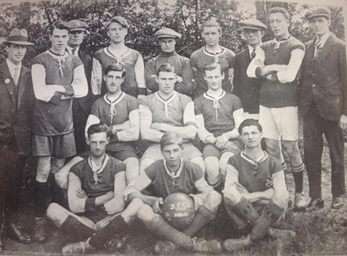 1923 or so SBW FC pic donated by Rich Bean